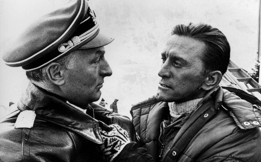 Кадр из фильма «Герои Телемарка», 1965 г.