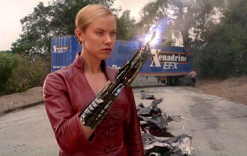 Кадр из фильма «Терминатор 3: Восстание машин»