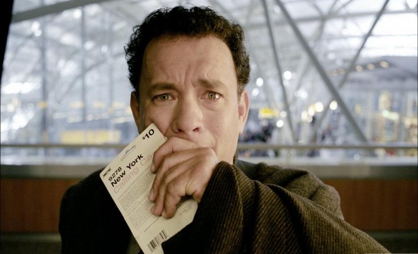 Кадр из фильма «Терминал»