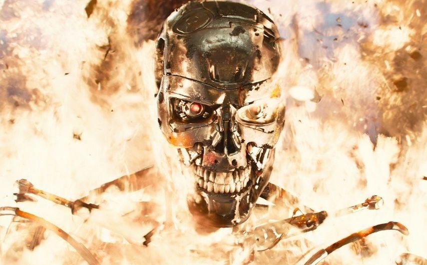 Кадр из фильма «Терминатор: Генезис»