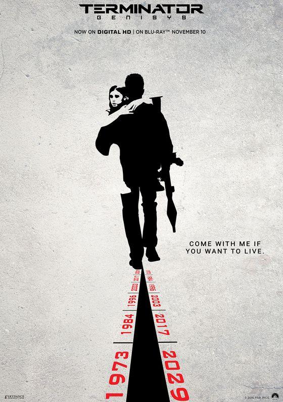 Постер фильма «Терминатор: Генезис»