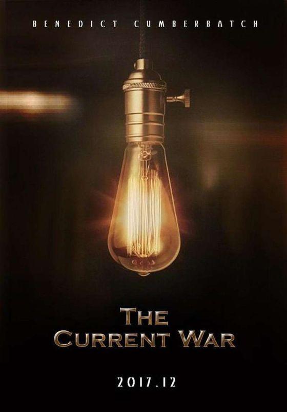 Постер фильма «Война токов»