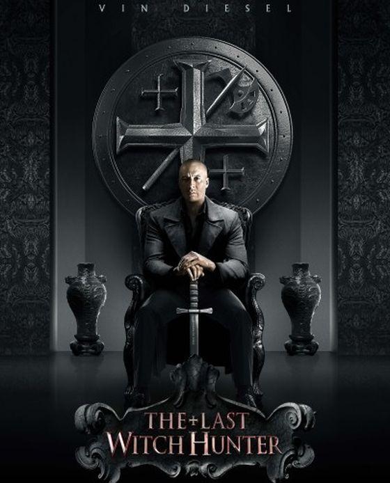 Постер фильма «Последний охотник на ведьм»