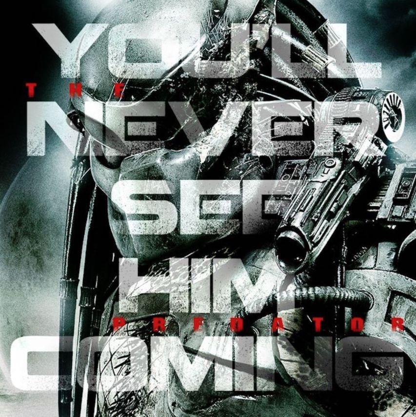 Промо фильма «Хищник»