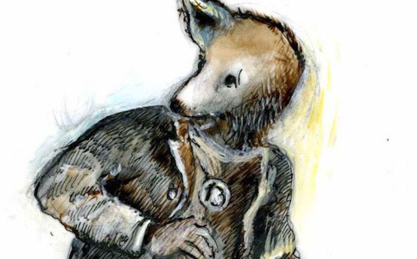 Вот так выглядит главный герой книги. Фрагмент обложки The Wonderling