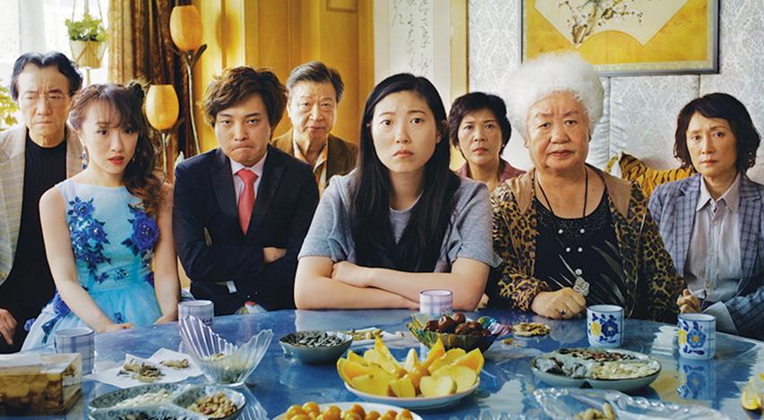 Кадр из фильма «Прощание»