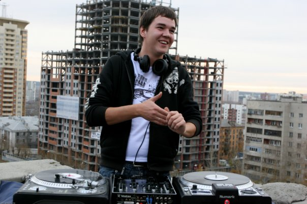 Максим «DJ M.A.P.» Приходько. Фото предоставлено коллективом