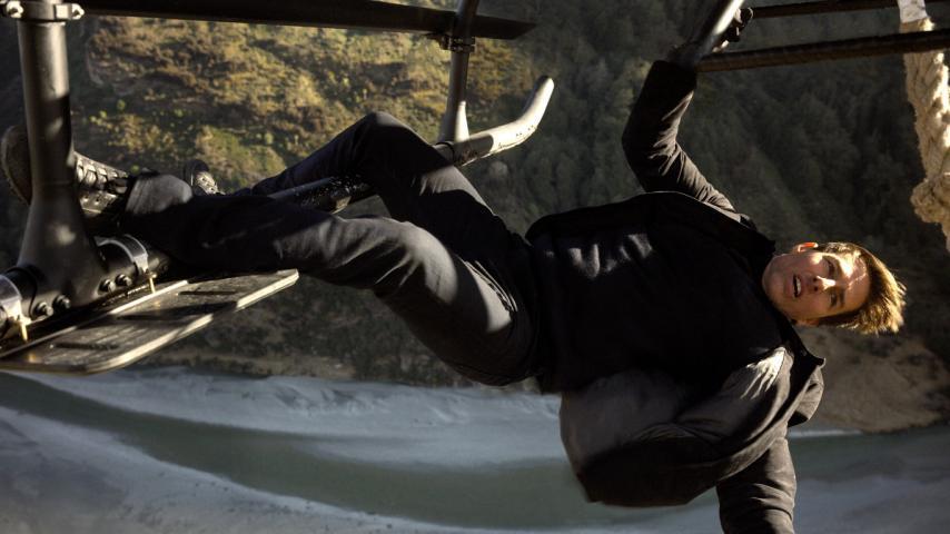 Кадр из фильма «Миссия невыполнима: Последствия»