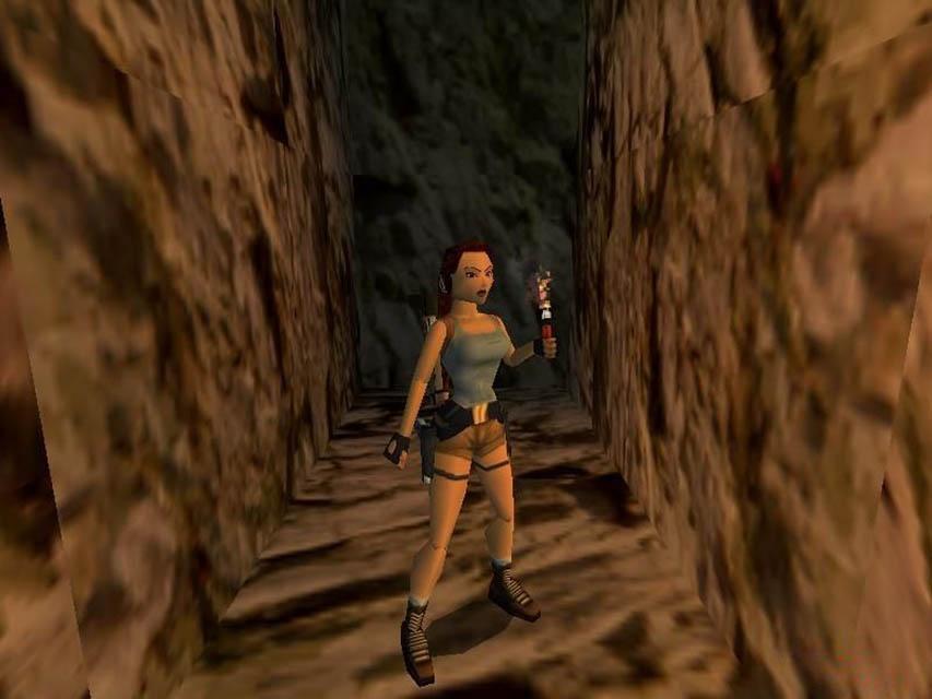 Tomb Raider II: The Dagger of Xian (1998)
