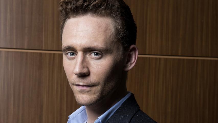 Актер Том Хиддлстон. Фото с сайта rabstol.net