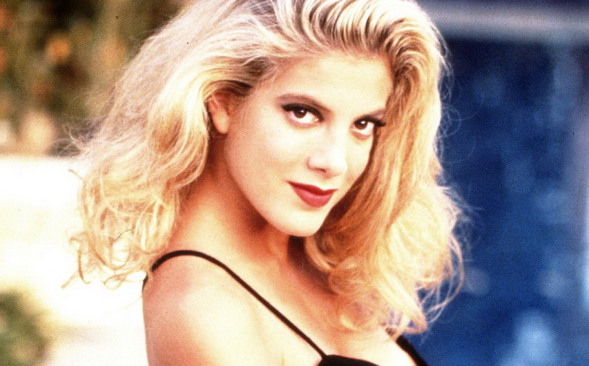 Кадр из сериала «Беверли Хиллз 90210»