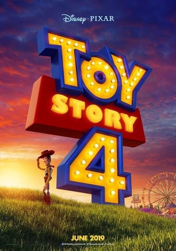 Постер мультфильма «История игрушек 4»