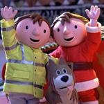 «Боб Строитель: Незабываемое Рождество». Кадр из мультфильма
