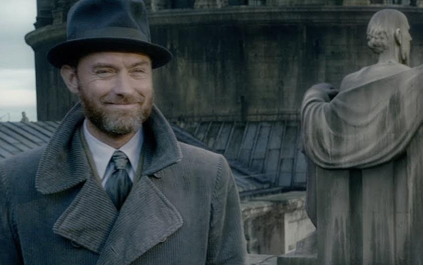 Кадр из фильма «Фантастические твари 2: Преступления Грин-де-Вальда»