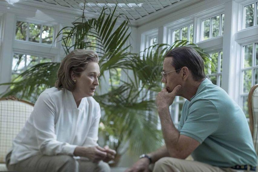 Кадр из фильма «Секретное досье»