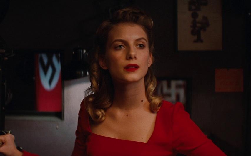 Кадр из фильма «Бесславные ублюдки»