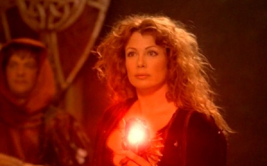 Кадр из фильма «Ученик Мерлина»