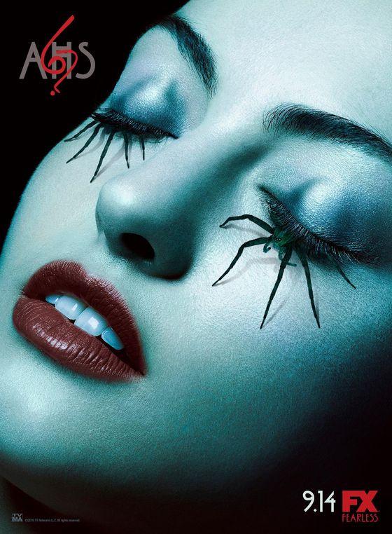 Постер сериала «Американская история ужасов»