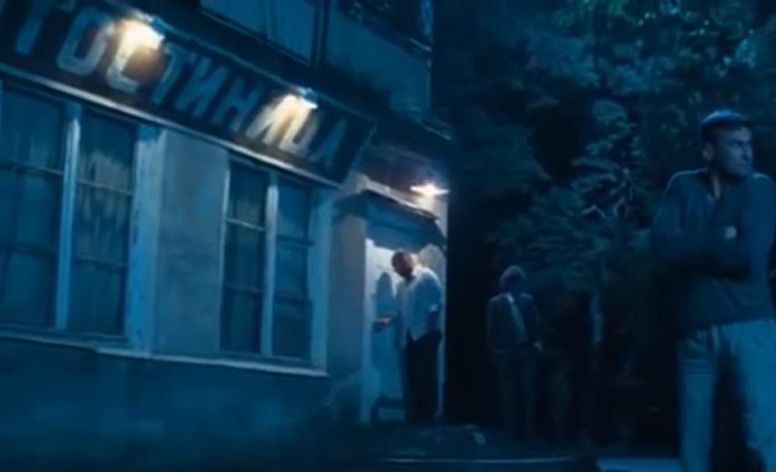 Кадр из фильма «О чем говорят мужчины»