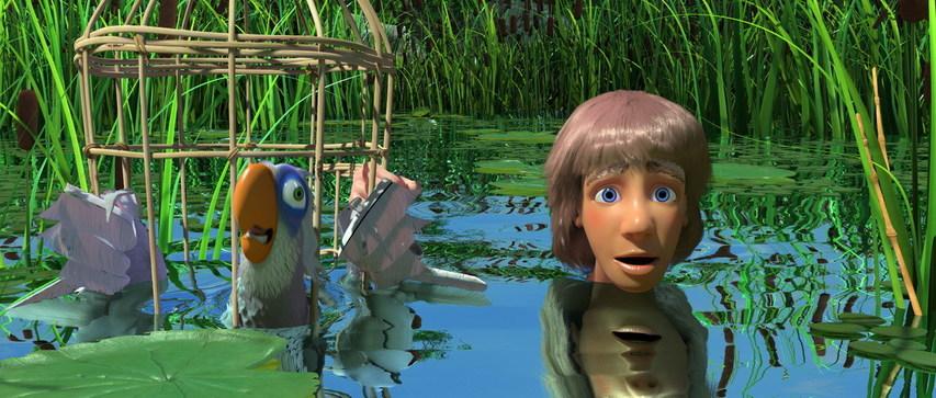 Кадр из фильма «Садко»