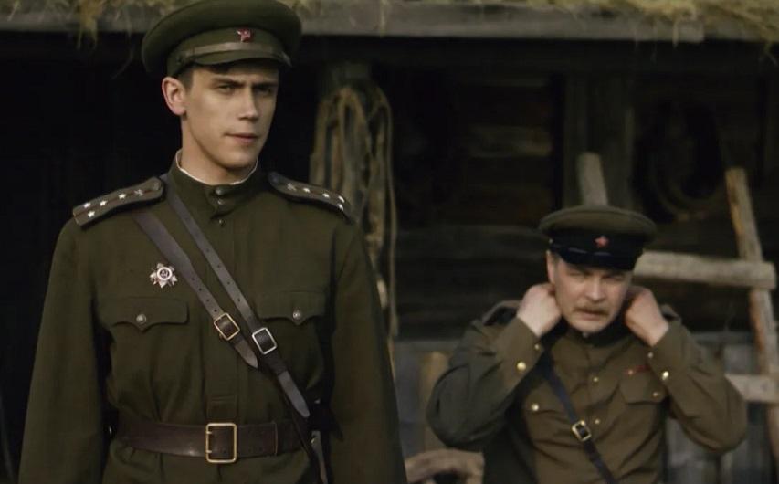 Кадр из фильма «Рябиновый вальс»
