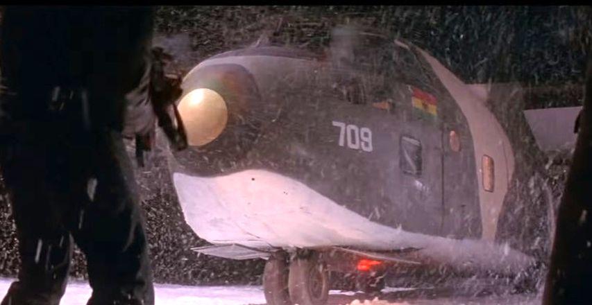 Кадр из фильма «Крепкий орешек 2»