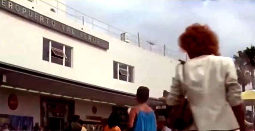 Кадр из фильма «Коммандо»