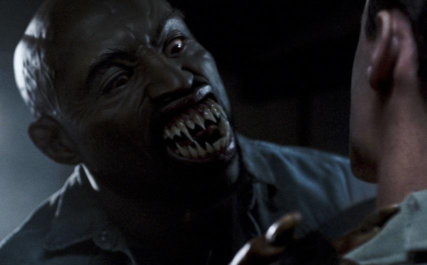 Кадр из сериала «Вампирские войны»