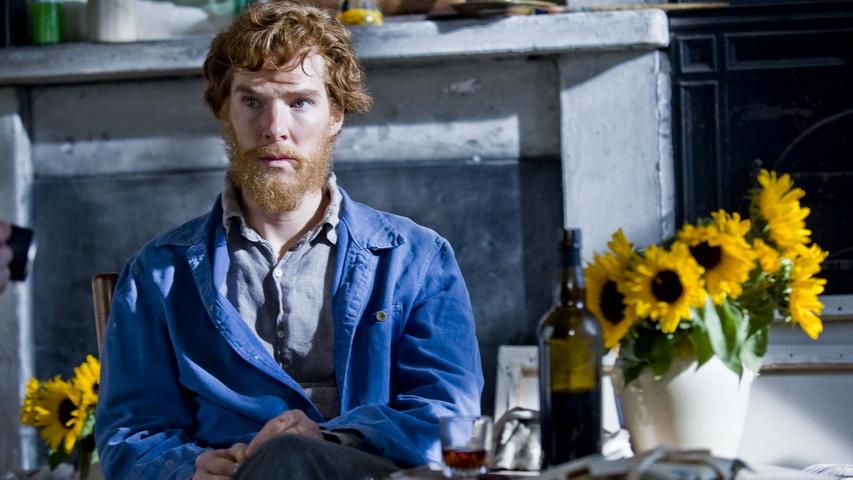 Кадр из фильма «Ван Гог: Портрет, написанный словами»