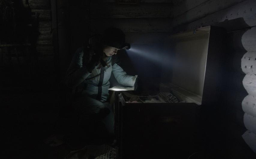 Кадр из фильма «Вдова»