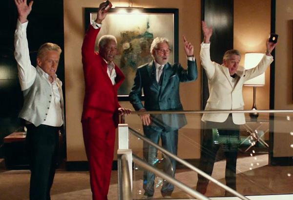 Кадр из фильма «Starперцы»
