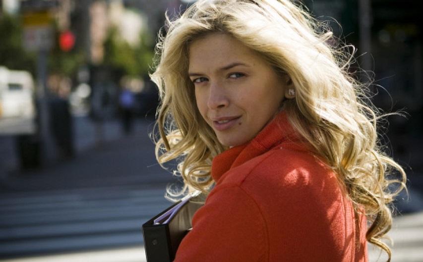 Кадр из фильма «Любовь в большом городе»