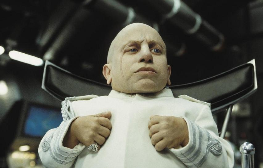 Кадр из фильма «Остин Пауэрс: Голденмембер»