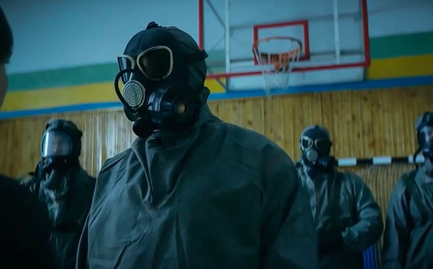 Кадр из сериала «Вонгозеро. Эпидемия»