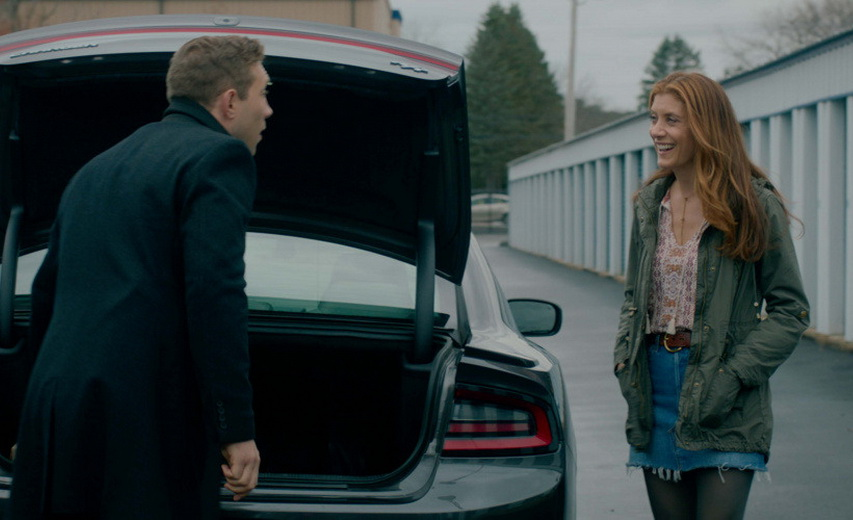 Кадр из фильма «Честный вор»