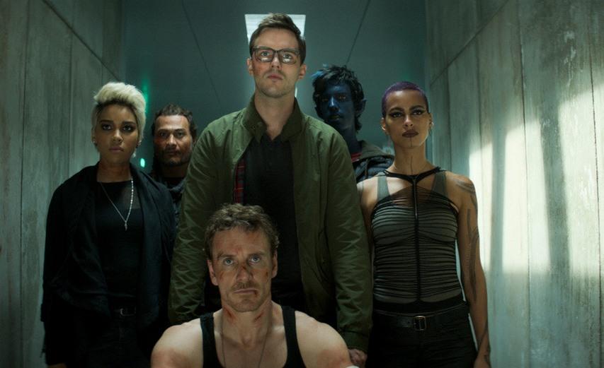 Кадр из фильма «Люди Икс: Темный феникс»