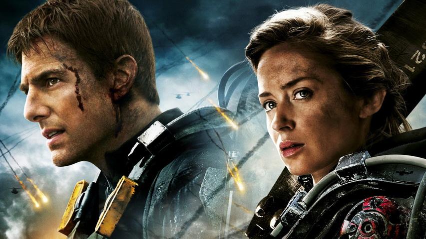 Постер к фильму «Грань будущего»