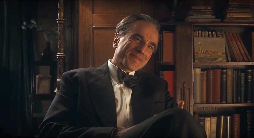 Кадр из фильма «Призрачная нить»