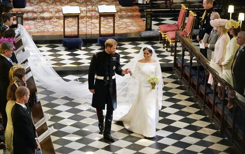 Маркл и Гарри. Фото с сайта metronews.ru