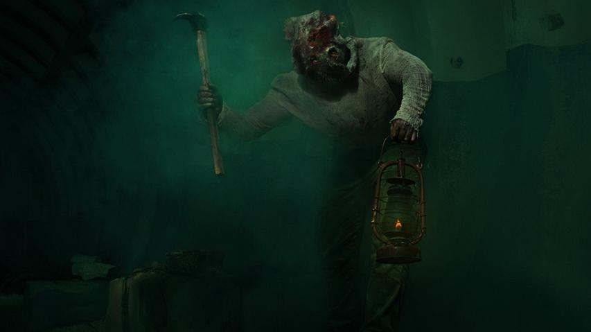 Кадр из фильма «Путевой обходчик»