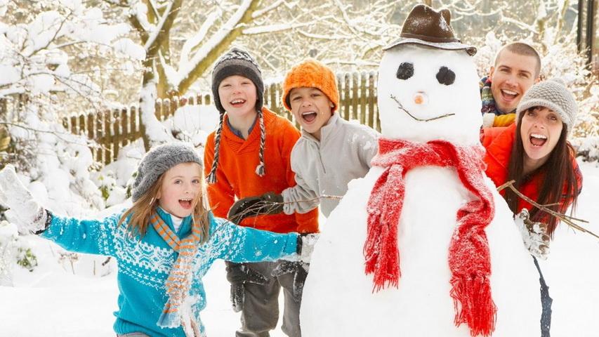 Зимние активности. Фото с сайта beauly.ru