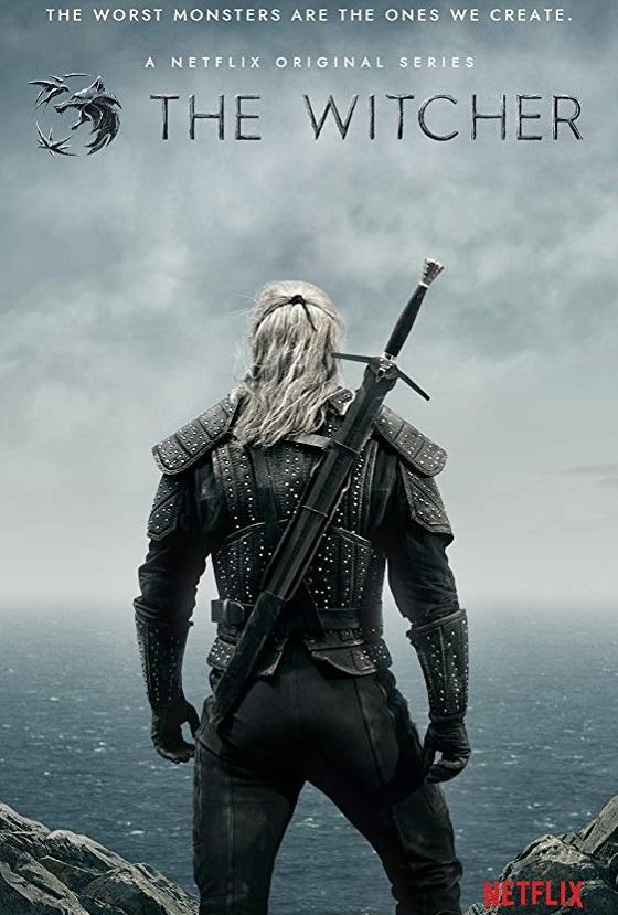 Постер сериала «Ведьмак»