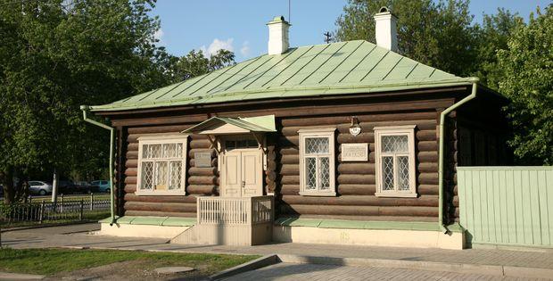 Мемориальный дом-музей П. П. Бажова. Фото с сайта gotoural.com