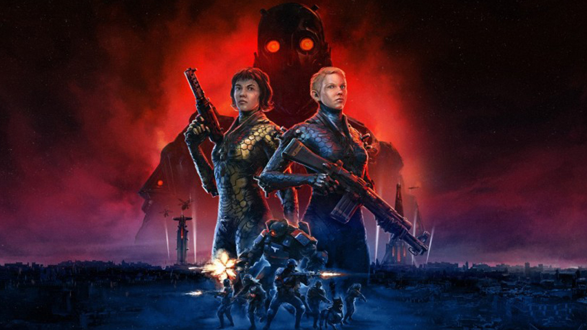 Вся Wolfenstein: Youngblood