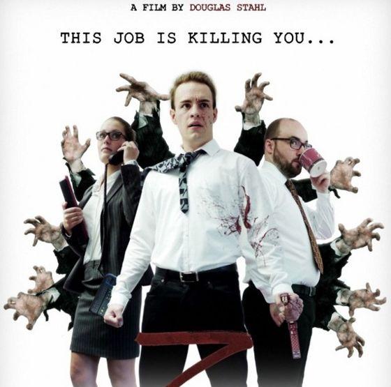 Постер фильма Z-Office