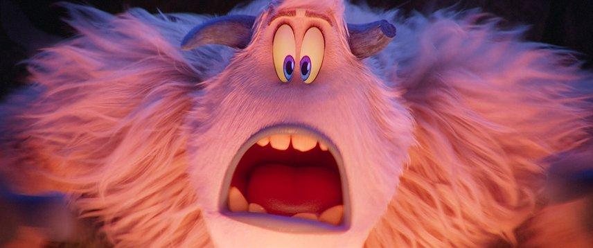 Кадр из фильма «Смолфут»