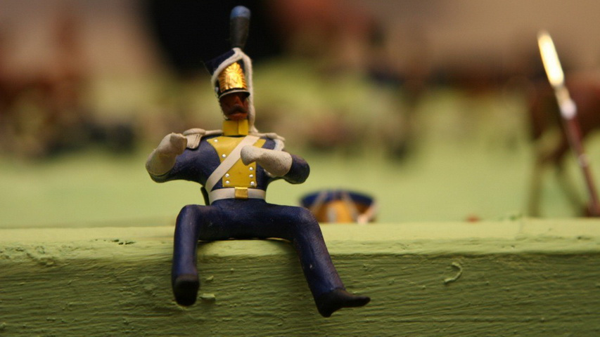 Игра в солдатики. Фото предоставлено организаторами
