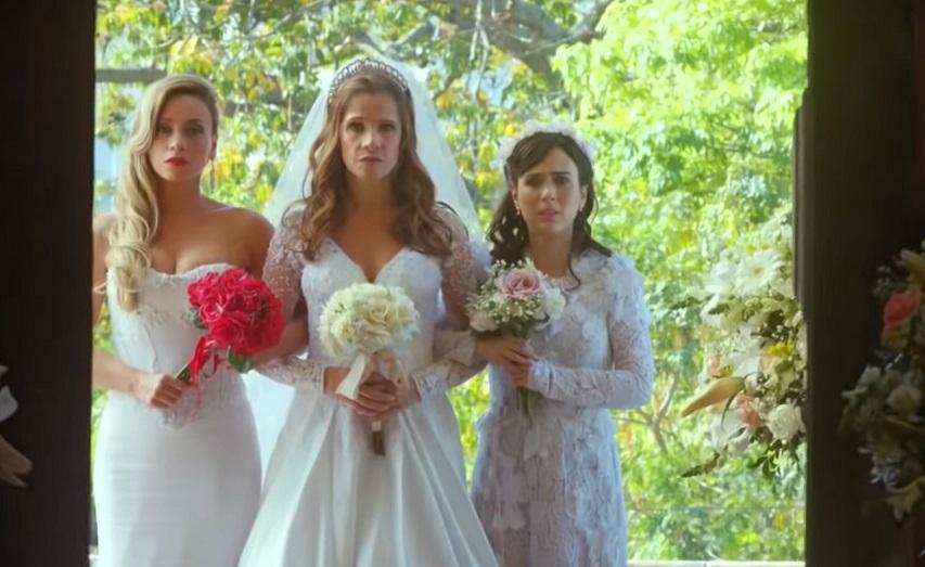 Кадр из фильма «Сумасшедшая выходит замуж»