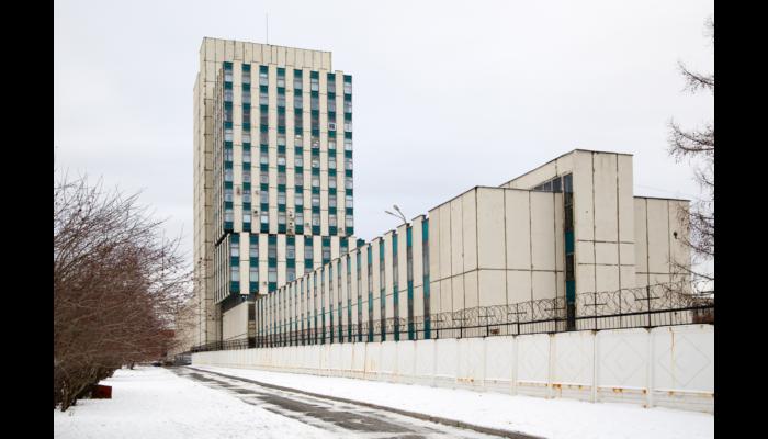 Фото здания Уральского оптико-механического завода предоставлено организаторами