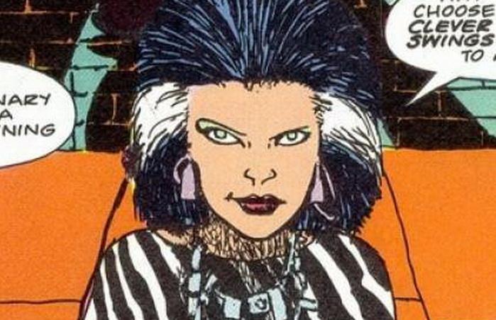 Кадр из комикса Hellblazer